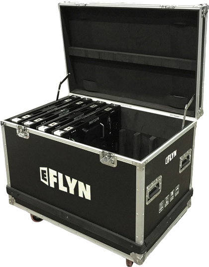 Eflyn Flight Case for Panels