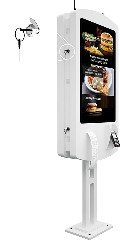 32 Quot Self Order Kiosks Eflyn