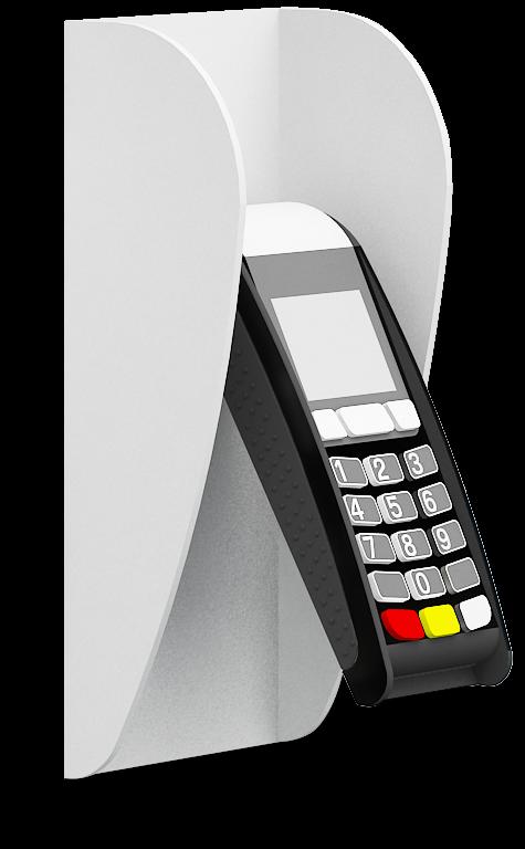 Eflyn Self Ordering Kiosk Credit Card Terminal