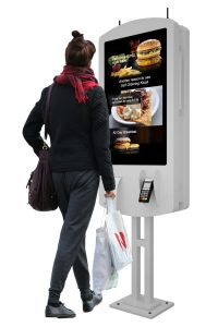 Why Self-Ordering Kiosks are not just for fast food chains, they are