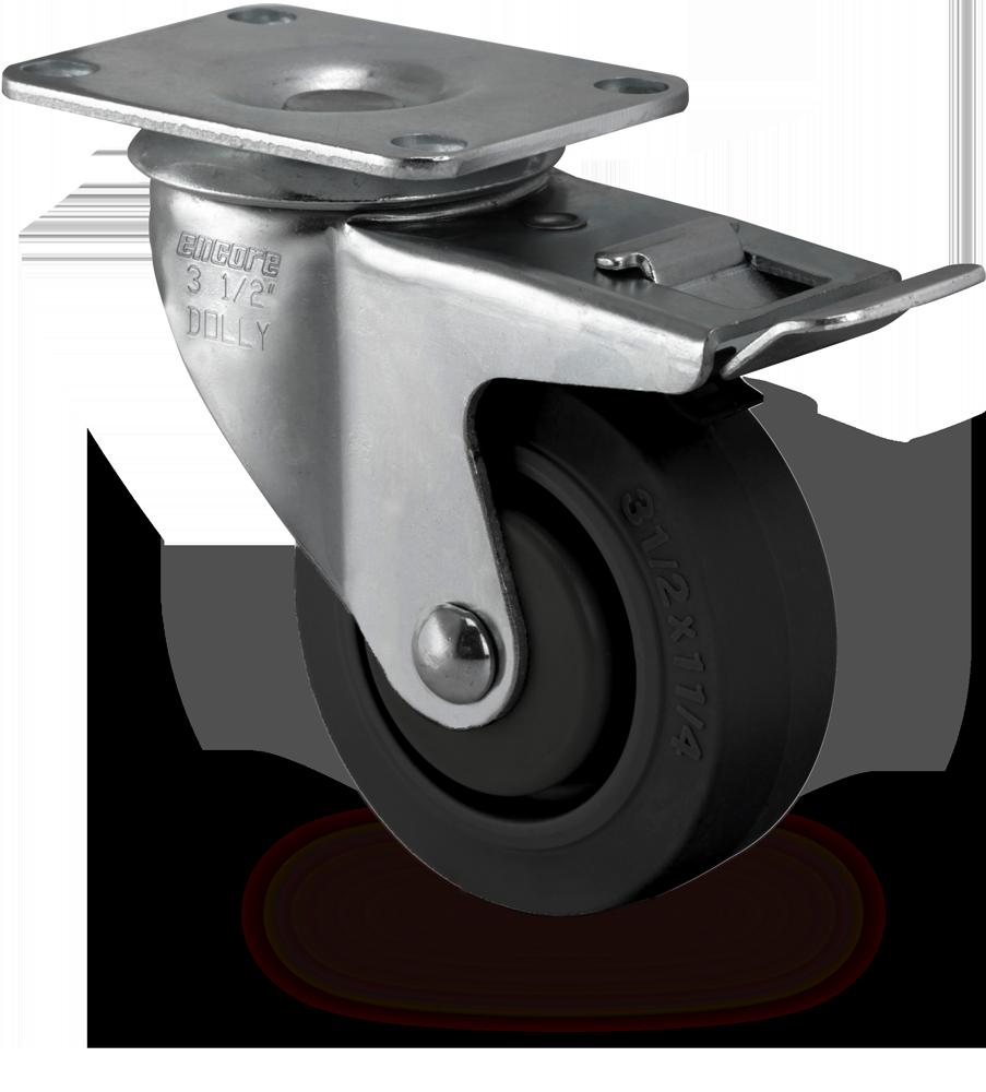 Eflyn Kiosk Wheels