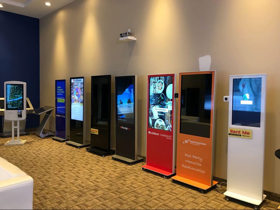 Interactive Digital Display Agency - Eflyn