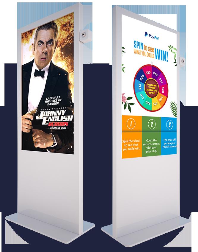 Interactive Digital Display Agency Eflyn