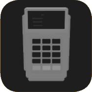 Universal Payment Terminal Holder