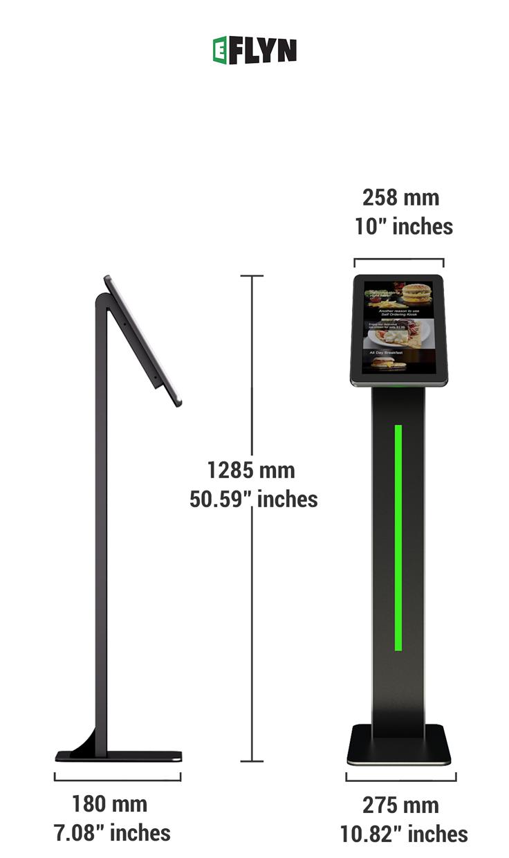 "15.5"" Sycop Multitouch Digital Signage"